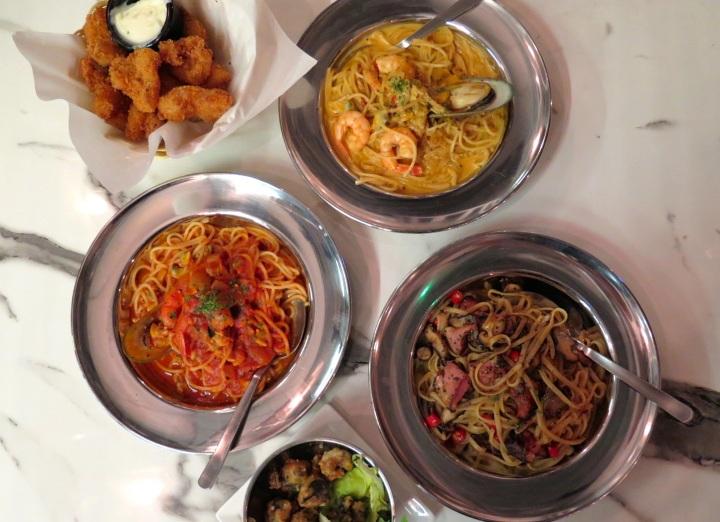 49 Seats – The Legendary Tom Yam SeafoodPasta