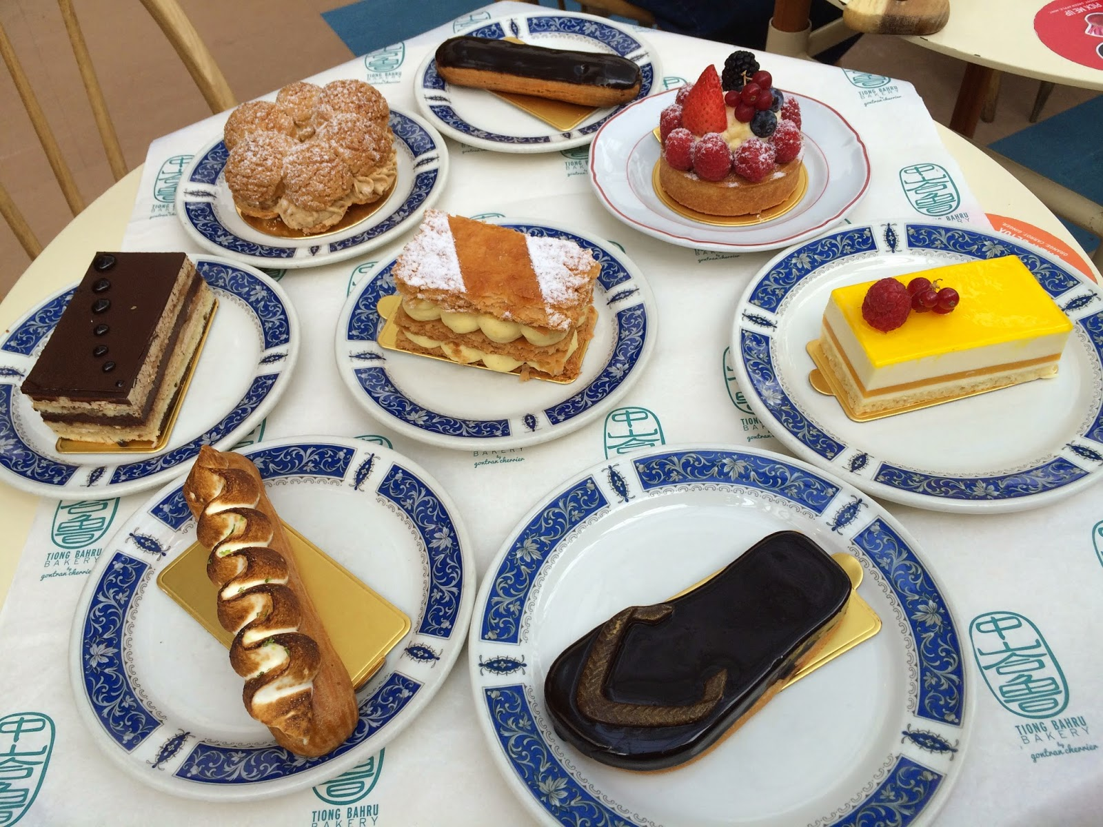 Tiong Bahru Bakery Reimagined Classic French Desserts