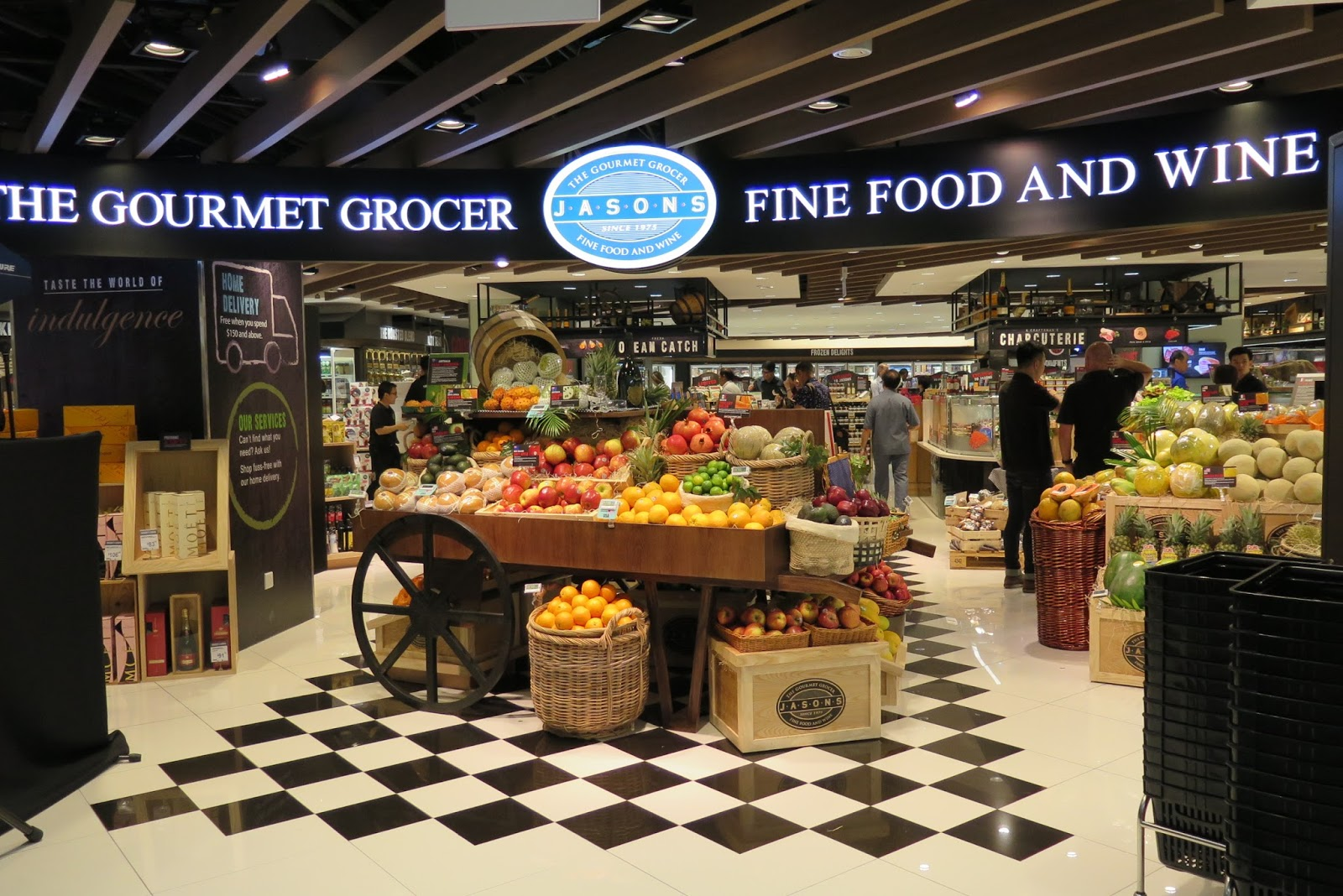 Home Decor Luxury Jasons The Gourmet Grocer Redefining Gourmet Food And