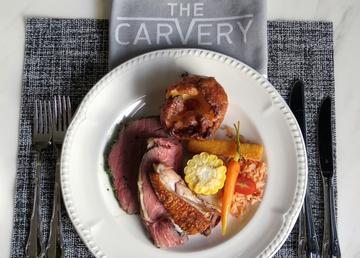 The Carvery At Park Hotel Alexandra – All You Can Eat Premium Roast Meats and Sides