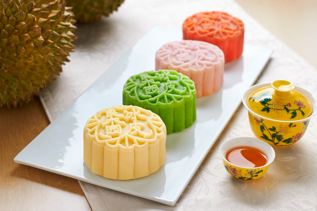 Goodwood Park Hotel Mid-Autumn Mooncake Collection 2015