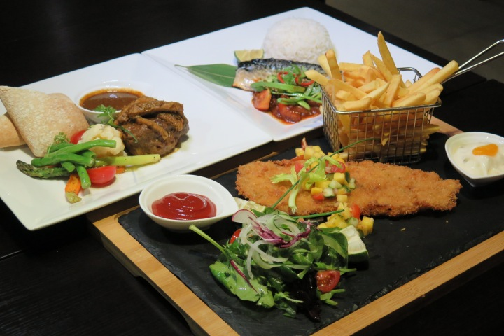 Street 50 Restaurant & Bar @ Bay Hotel Singapore – SG50 Golden JubileeMenu