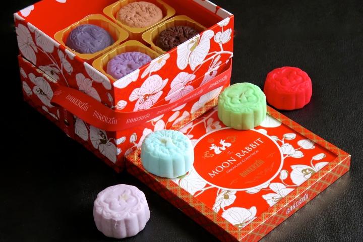 Bakerzin Mooncakes For Mid-Autumn Festival2015