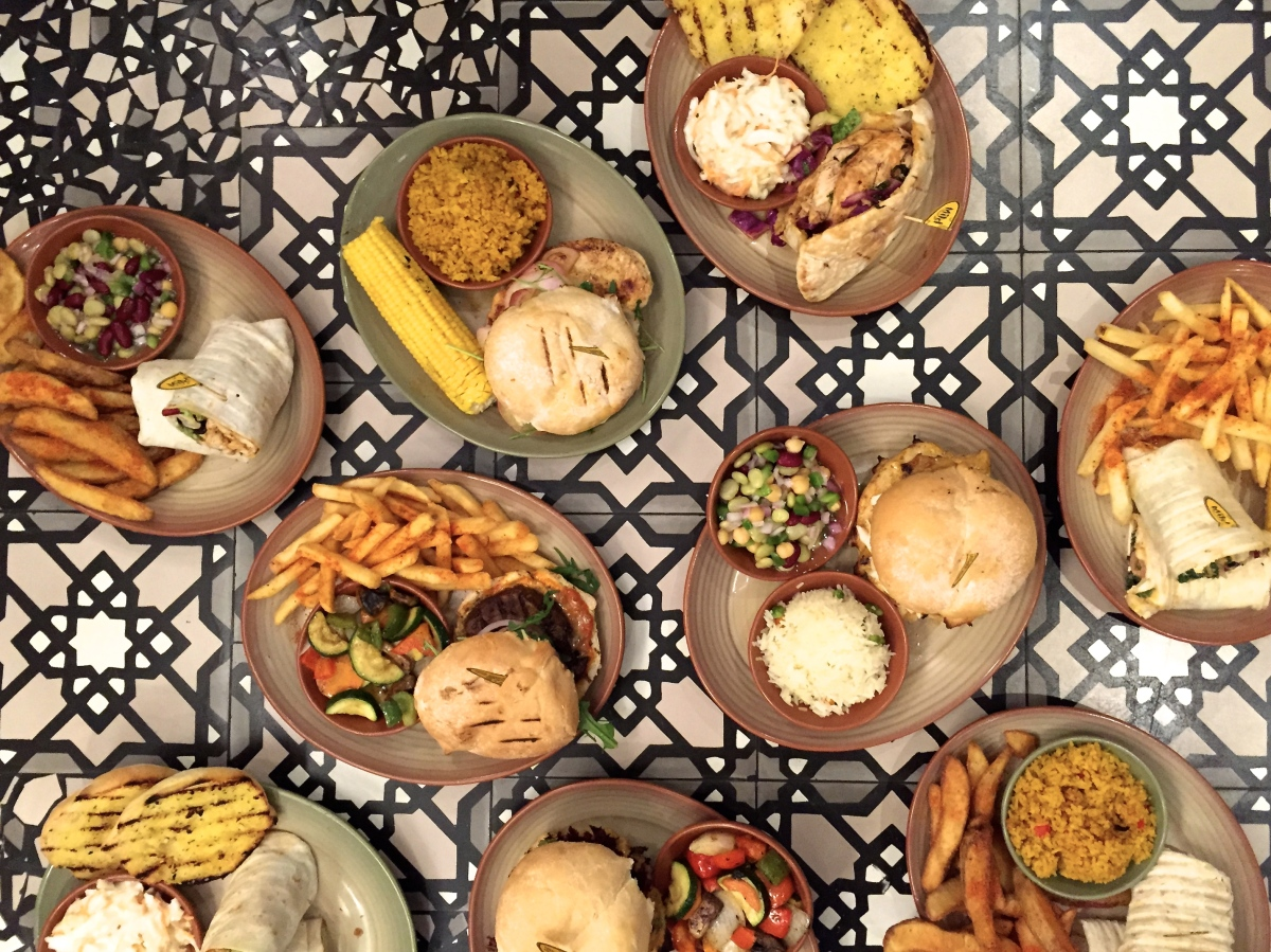 Introducing Nando's New Menu Additions - Burger, Pita and Wrap Meals