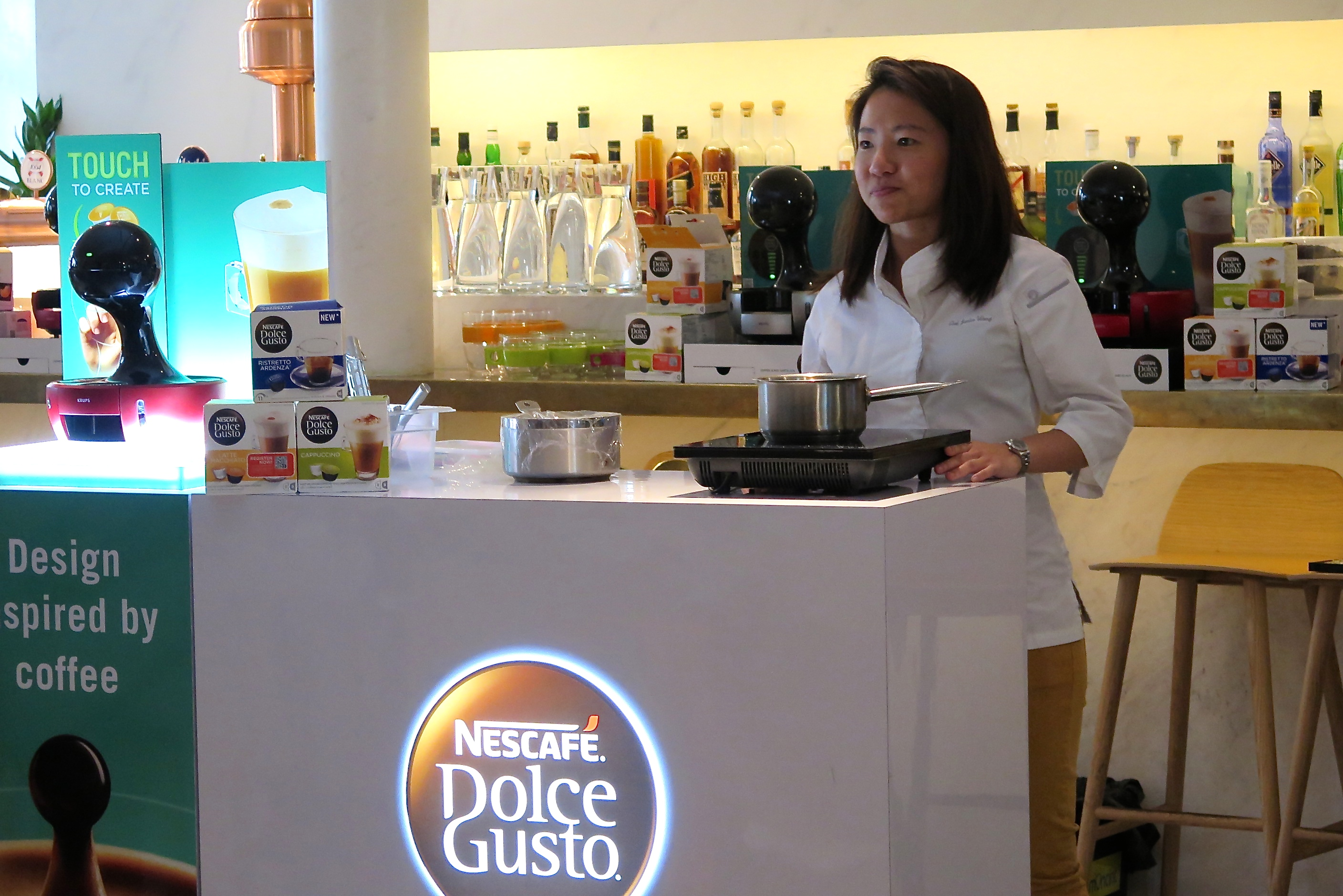 discovering the new drop by nescafe dolce gusto x janice wong dessert pairing alainlicious. Black Bedroom Furniture Sets. Home Design Ideas