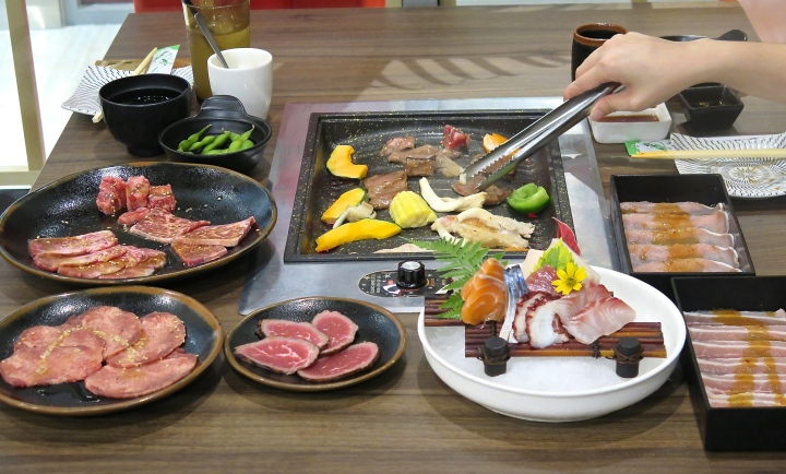 Tenkaichi Japanese BBQ Buffet – The Best Steal for Serving Up Unlimited WagyuBeef