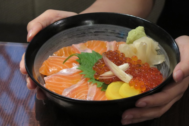 Fukusen Restaurant – Japanese Dining Amidst A Serene UrbanSanctuary