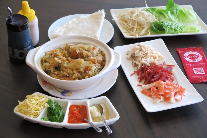 Good Chance Popiah Eating House – New Branch @ New WorldCentre