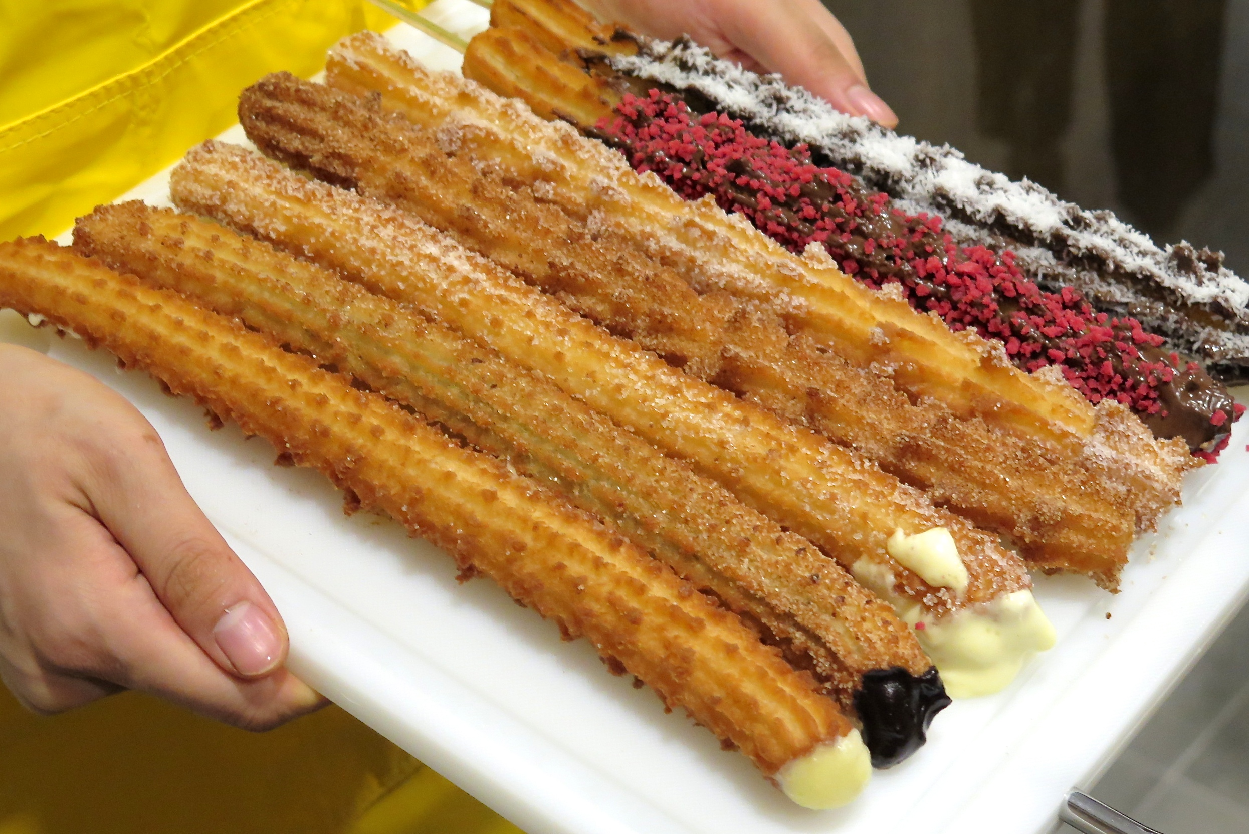 Churro 101 – Singapore's First Dedicated Churro Cafe In Town