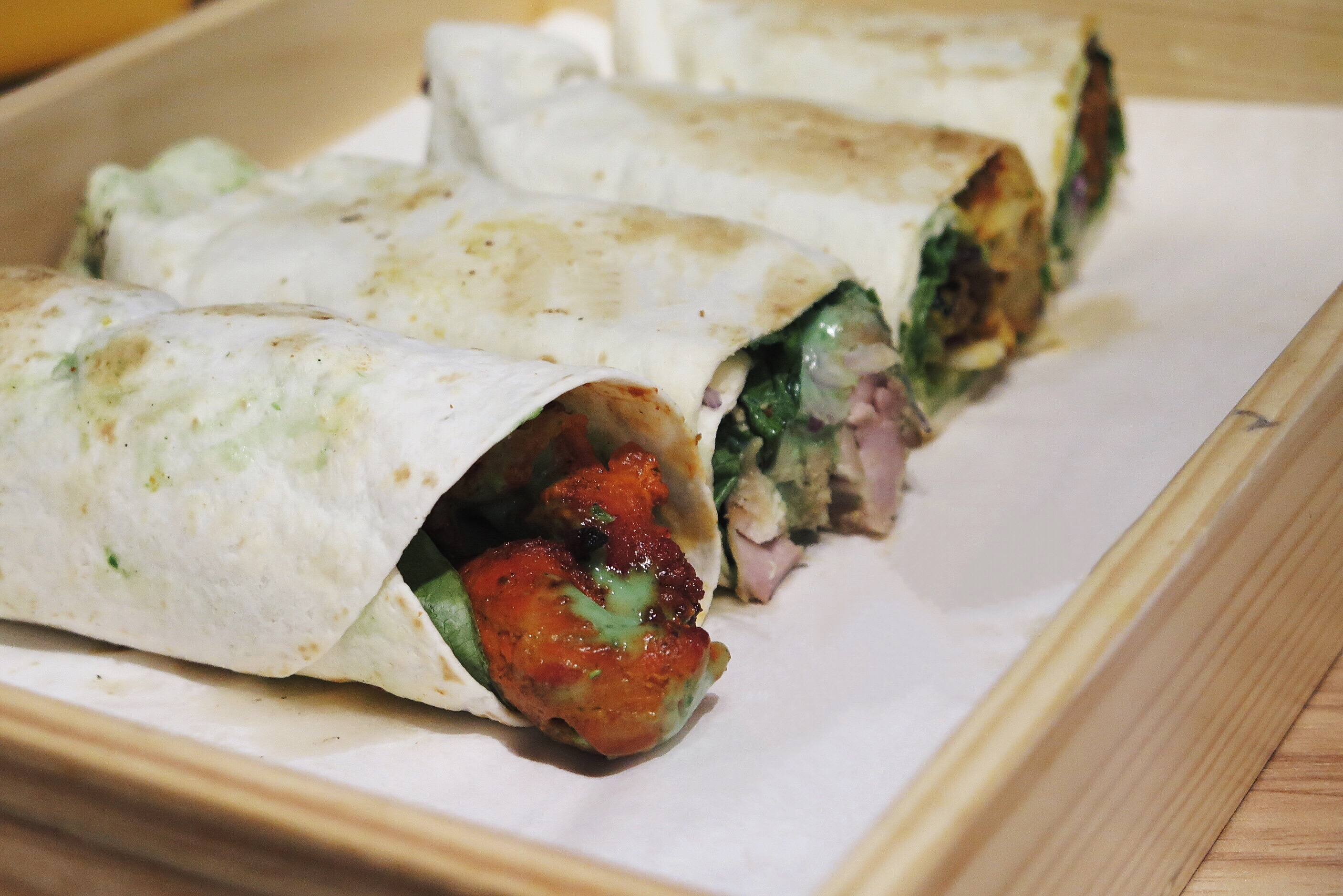 Roll Up – Mouth Watering Premium Kebab Rolls – Alainlicious