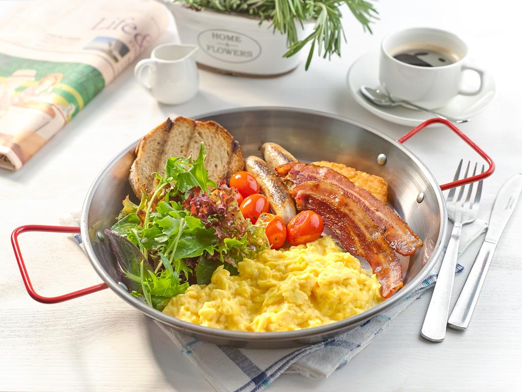 Casa Verde Signature Breakfast
