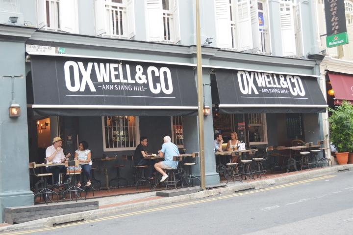 Oxwell & Co – A FabulousFeast