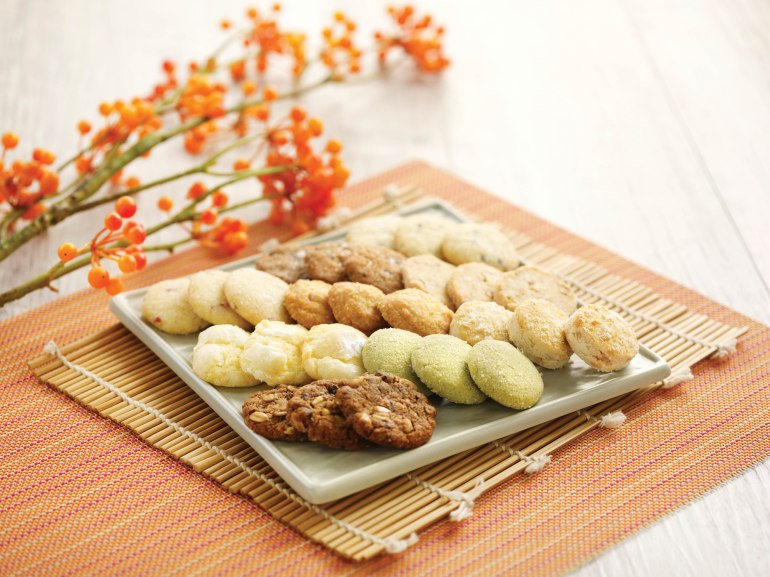 Bakerzin CNY 2016 - Assorted Cookies Collection