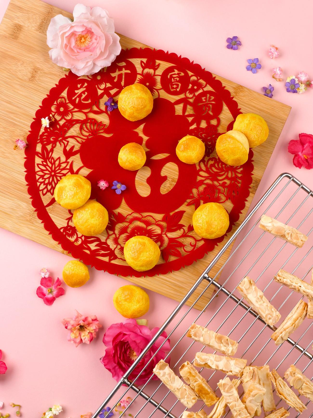 Crystal Jade CNY 2016 - CNY Cookies
