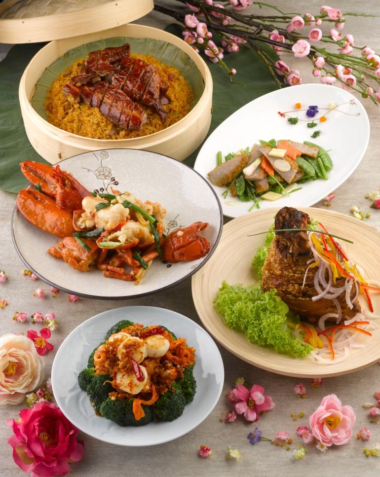 Crystal Jade CNY 2016 - Crystal Jade Kitchen specialty dishes