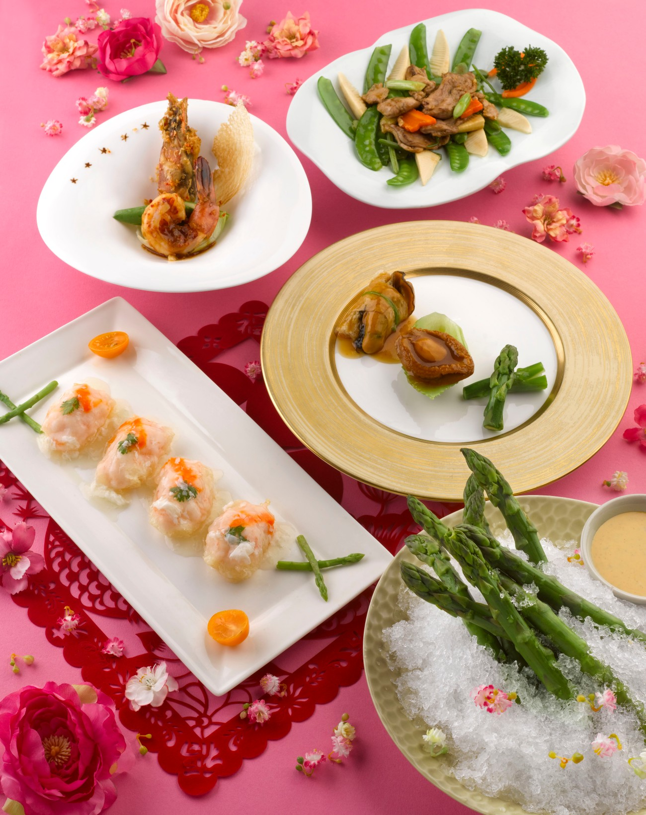 Crystal Jade CNY 2016 - Fine Dining restaurant specialty dishes