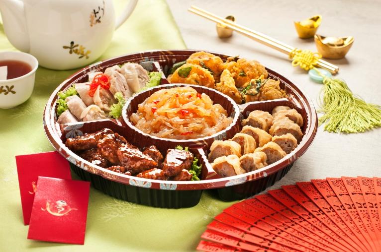 Festive Appetiser Takeaway Platter (Min Jiang)