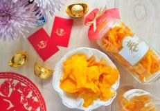 Goodwood Park Hotel - Sweet Potato Chips