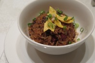 Fragrant Wok-Fried Glutinous Rice with Chinese Sausage