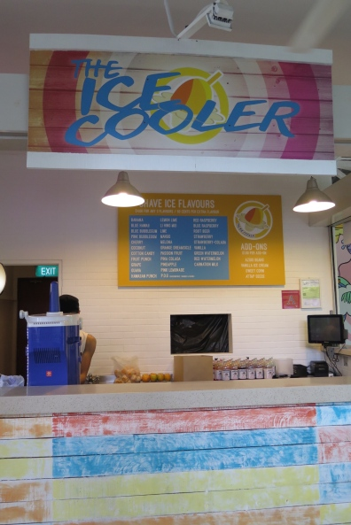 The Ice Cooler - Makan2