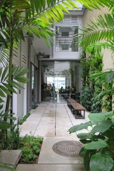 Punch Courtyard