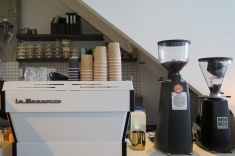 La Marzocco Linea Pb White Espresso Machine