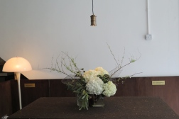 Comunal Table with Centerpiece