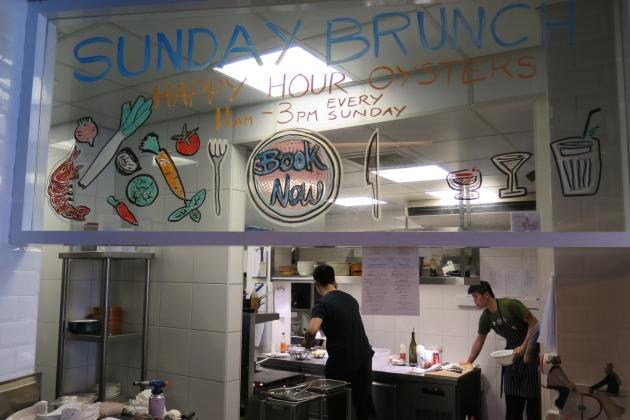 Humpback Kitchen