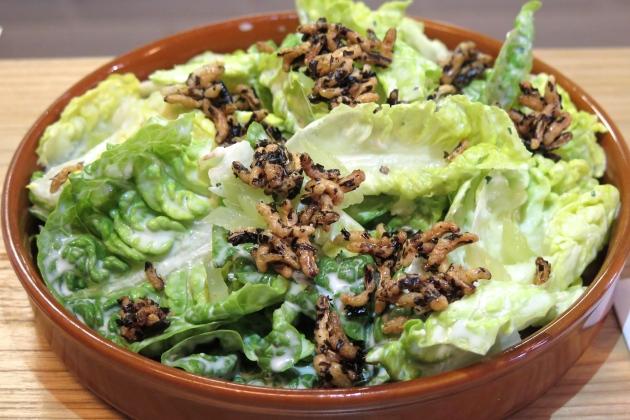 Lettuce, Buttermilk, Celery, Wild Rice $12