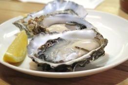 Pacific Northwest Oysters
