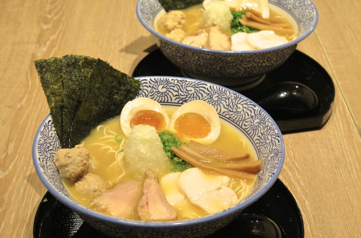 The Best Of Tokyo – Menya Takeichi Chicken Ramen & Tokyo Sundubu Korean-InspiredStew