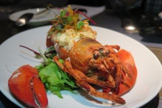 Lobster Gratin ($29++)