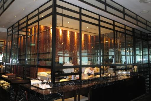 Zafferano Restaurant - Kitchen