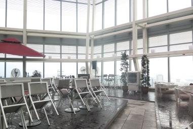 Zafferano Restaurant - Outdoor Terrace