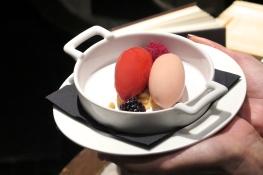 Dessrt 2 - Freshly Made Ice Cream and Sorbet, Fresh Berry