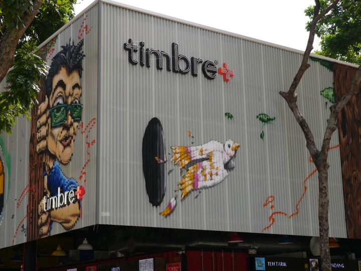 Timbre+ Singapore's First Container GastroPark