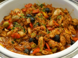 Madrid-style Chicken in a Pot