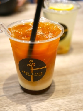 Caramel Three Layer Tea