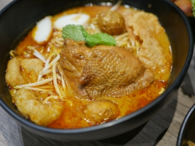 Curry Chicken Pan Mee ($11.90)