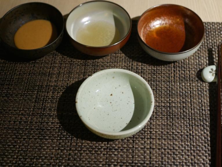 Dipping Sauces - Goma, Ponzu, Shiyo Ponzu