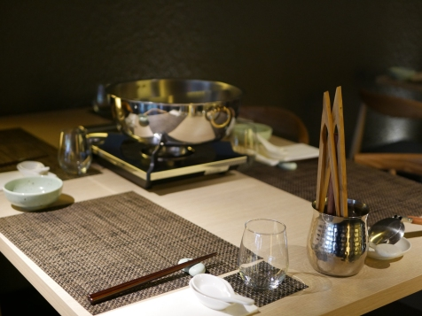 Dining utensils from Fukuoka