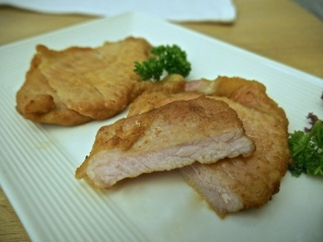 Lemongrass Pork Chop ($10.80)