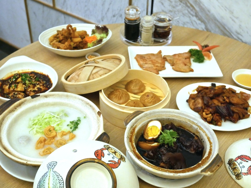 Crystal Jade Singapore New Dishes for Mother's Day and Father's Day