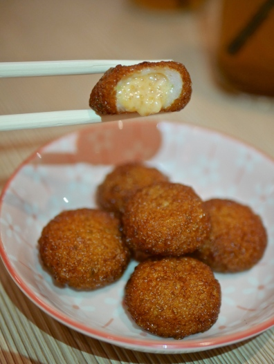 Fish Roe Fish Ball ($6.90)