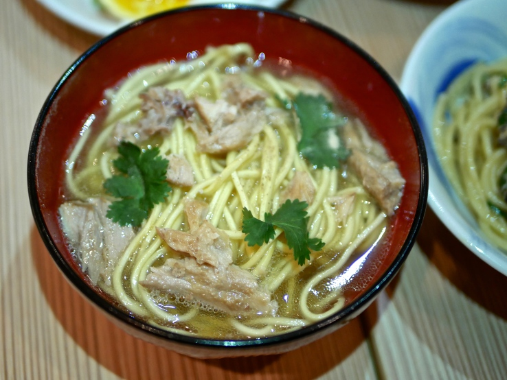Bak Ku Teh Noodles