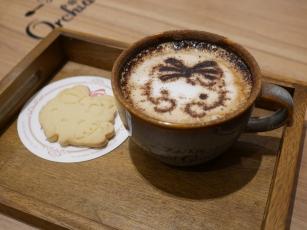 Cafe Latte ($5.90)