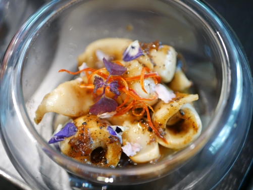 Seafood - Barbecue Squid ($12)