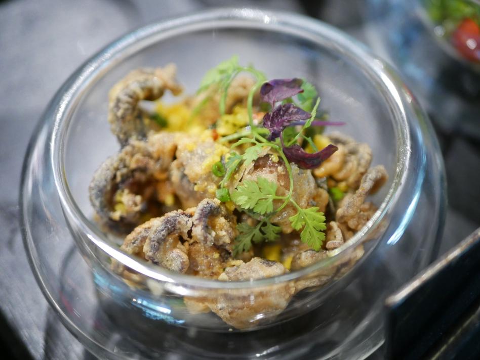 Seafood - Crispy Baby Octopus ($13)