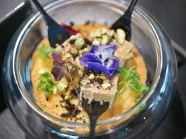 Appetiser - Foie Gras Terrine ($14)