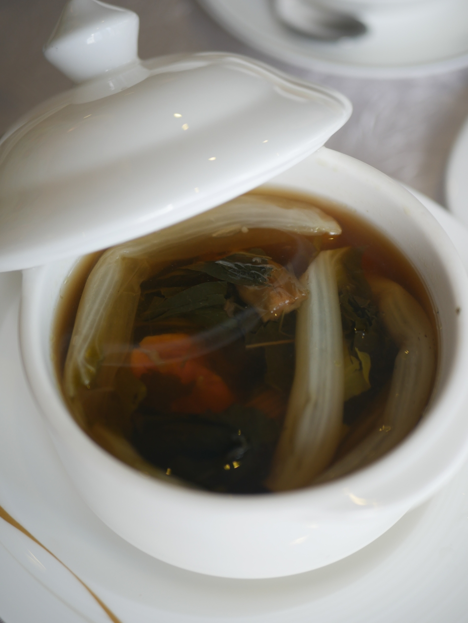 Chef's Special Soup of the Day